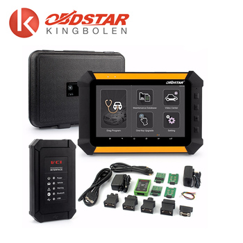 OBDSTAR X300 DP Full Configuration Battery matching and Clear key memory immobilizer key programmer