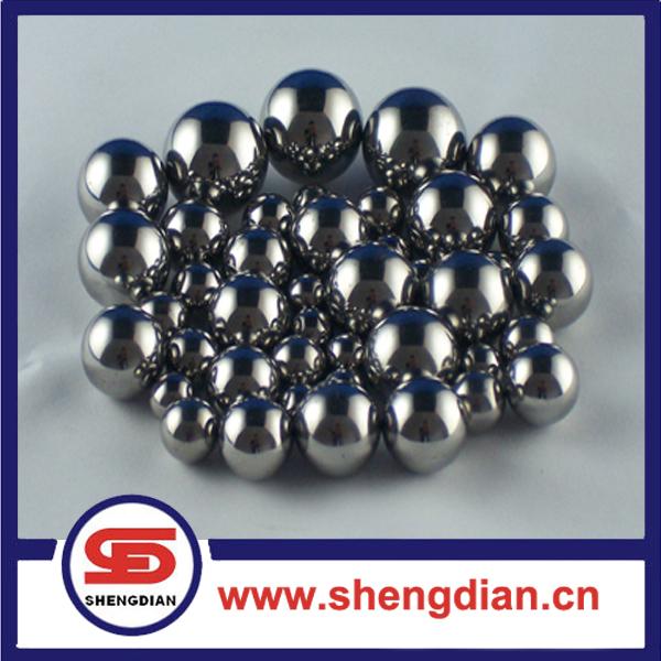 6mm chrome loose ball bearings GRADE 100 AISI 52100
