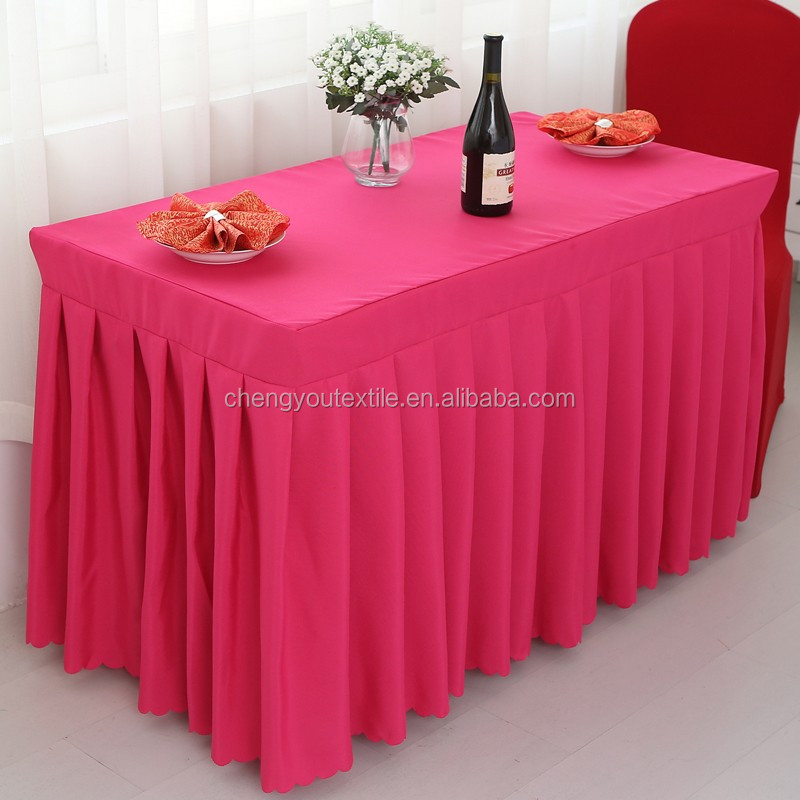 table skirting designs