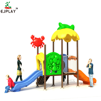 Special hot selling high quality outdoor plastic playground