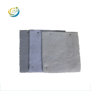 Disposable 3ply face mask needle punched fabric nonwoven fabric