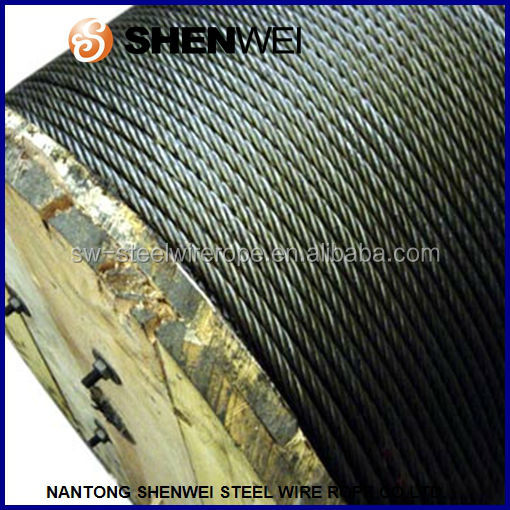 winding steel wire rope