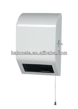 Wall mounted ptc bathroom electric heater hot sales in - Wall mounted electric bathroom heaters ...