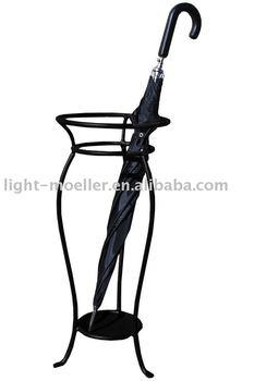 Wrought Iron Umbrella Stand Buy Powder Coated Umbrella Stand