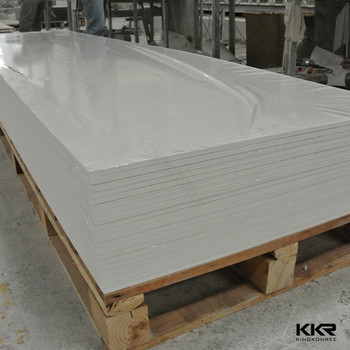 King Kon Ree Man Made Stone Fire Proof Solid Surface Countertop