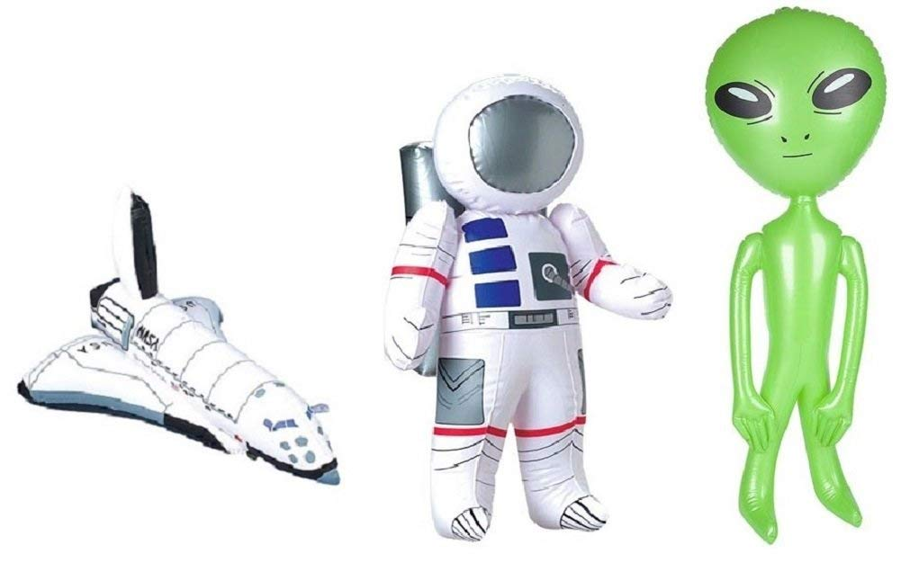 astronaut party supplies - 1001×626