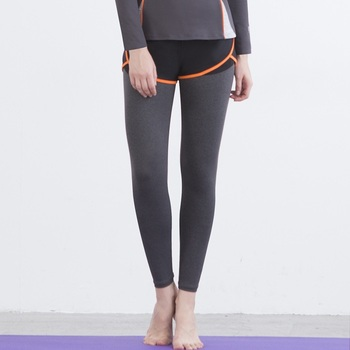 Women Fitness Leggings Layered Yoga Pants Good Quality Gym Workout Wear View High Quality Gym Wear Own Yoga Product Details From Bourtex Inc On