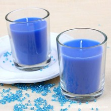 Luxury Custom Color Aroma Basic Glass Jar Candle,crystal candle holder,fragrance long lasting