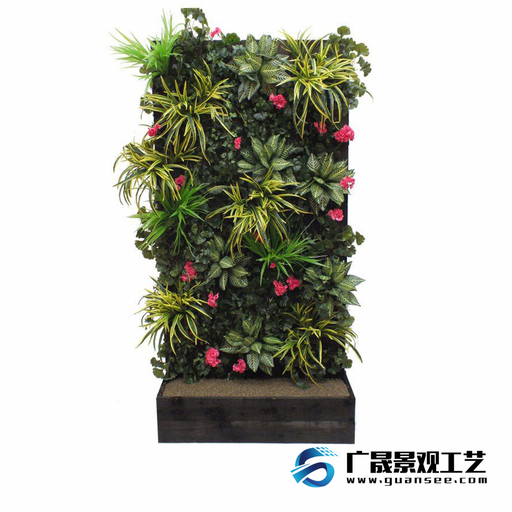 Best sell vertical wall artificial garden green wall plant wholesale price