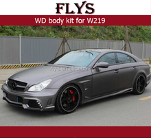 CLS WD Body kit for W219 High Quality CLS-class W219 body kit Auto turning parts