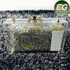New stock bag ladies clear clutch bag online shopping evening clutch bags EB610