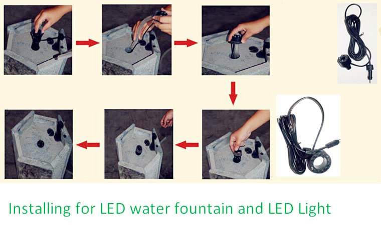 Fountain for home decoration in india
