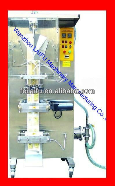 Auto liquid packaging machine1500USD (Hot sale)