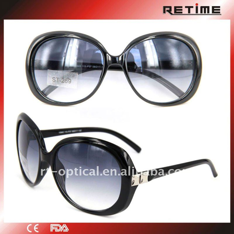 2012 the most popular sunglasses with metal parts for women(ST-269)