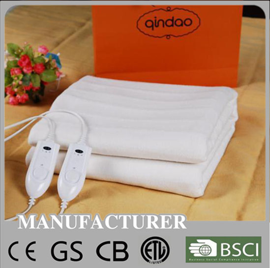 wholesale twin size massage electric blanket