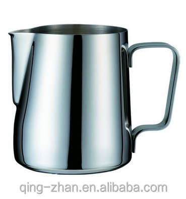 0.35L-2.0L Stainless Steel Art Latte Pitcher