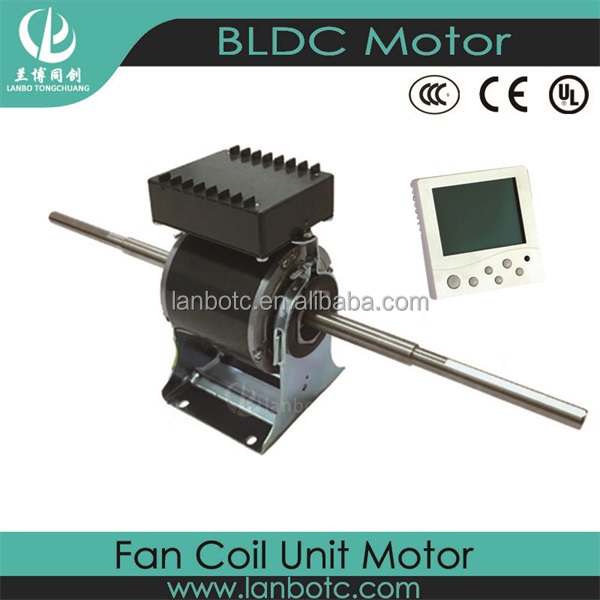 Speedless bldc Motor with Controller