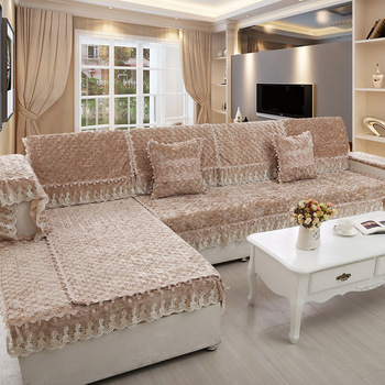 7 Seater Luxury Wooden Sofa Set Covers