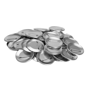 32mm 38mm 44mm metal button badge material 32mm badge button parts
