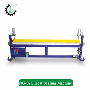 NG-02 hot air seam sealing machine