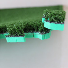interlocking artifical grass carpet for landscaping
