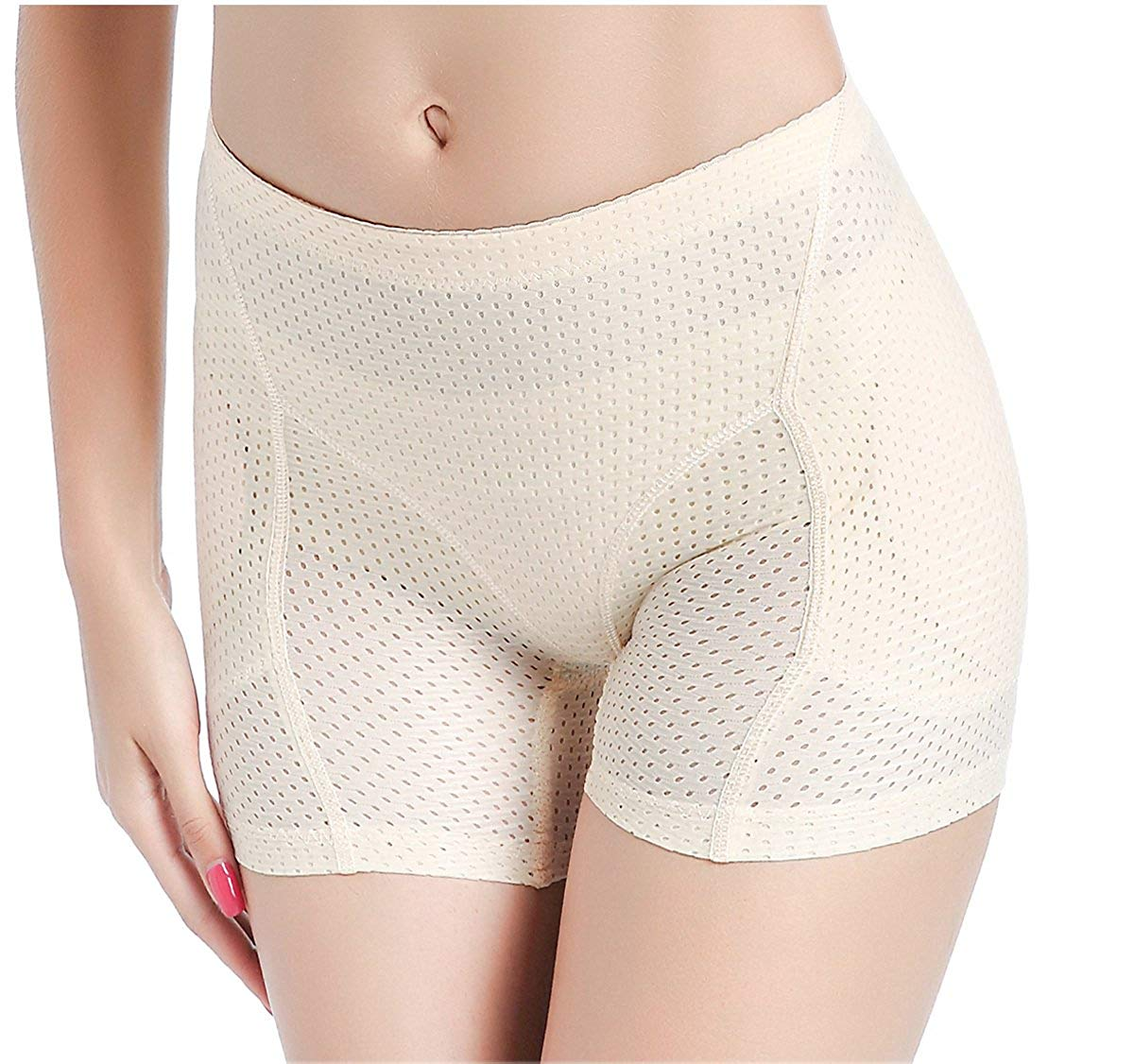 Quality Women Black Butt Lifter Open Bottom Tummy Control Hot Stovepipe Buttock Enhancer Slimming Leg Trimming Women's Intimates