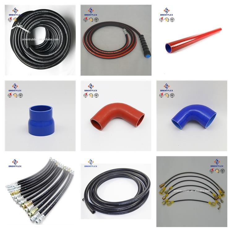 Cheap flexibility non twist conditioner systems air condition hose China supplier