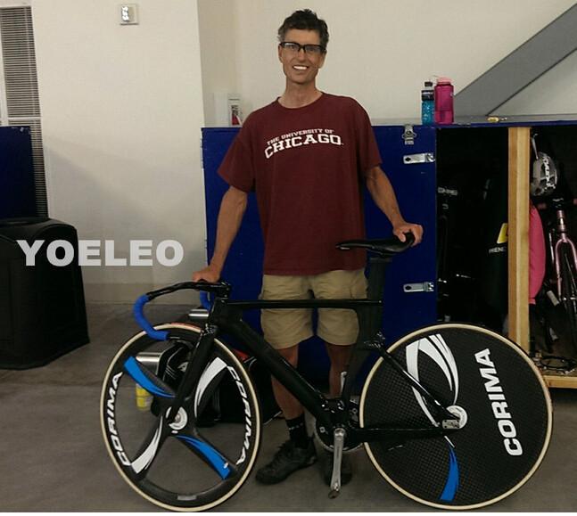 High Quality Carbon Track Frame 100 Carbon Fiber Bike Aero