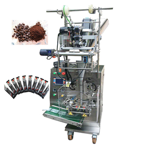 Five star pack tea pouch packing machine in Shanghai factory