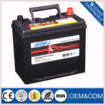 batterie voiture garantie