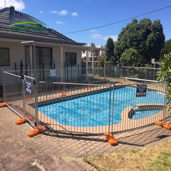 Cheap Used Temporary Pool Safety Fence Buy Temporary Pool Safty