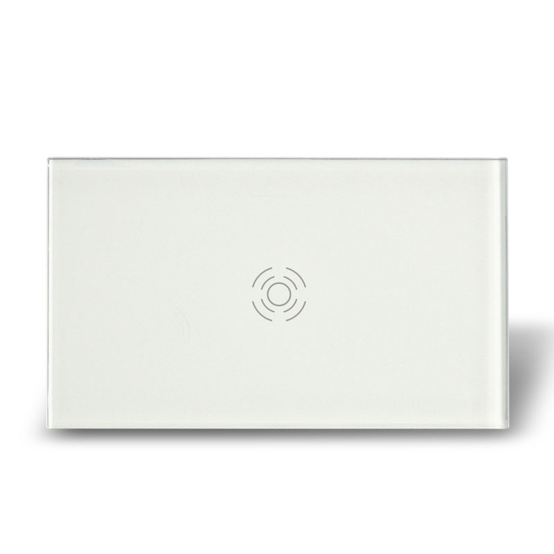 AU/US type smooth touchless doorbell switch