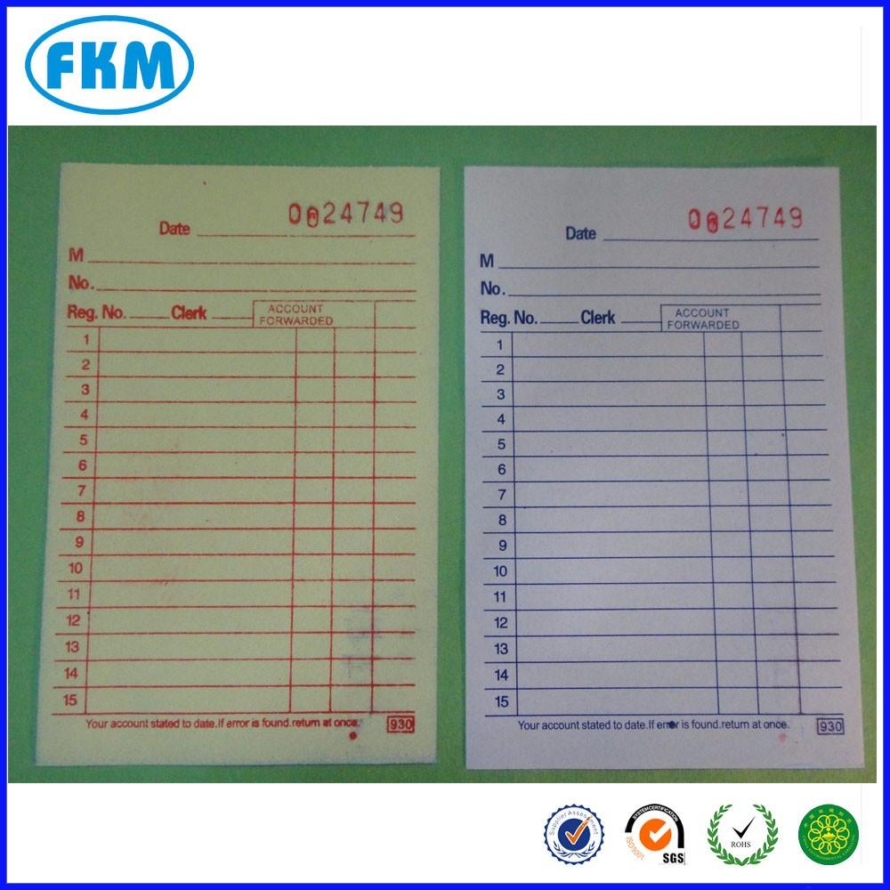 por encargo libro orden factura recibo 1 blanco 2 copia con surtidor