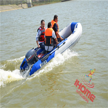 China manufacturer top 10 inflatable boats with certificate