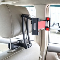 2018 Newest 360 Degree Rotating Universal Car Seat Tablet Secure Headrest Mount Holder For 4-10 Inch Tablet Pc