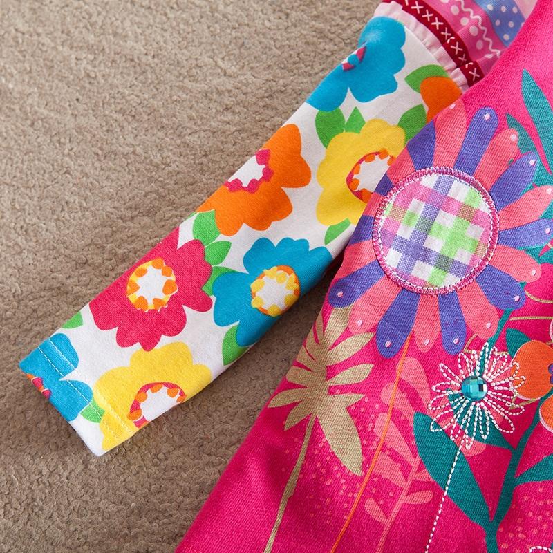 HTB1ZzdRb0HO8KJjSZFLq6yTqVXaK - Girls Long Sleeve All Year T-Shirt, Long Sleeve, Cotton, Various Designs and Prints