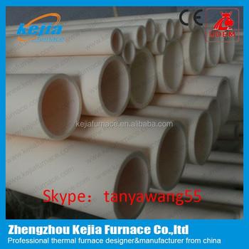 Top Quality Alumina Ceramic Tube / Alumina Tube / Alumina Furnace ...