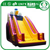 HI top quality cheap inflatable water slide for kids and adults china
