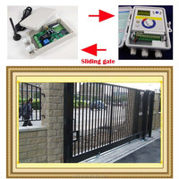 Automatic sliding gate /gsm type gate opener