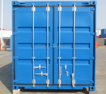 open top container, brand new, 40ft container