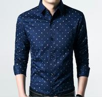 cy30009a long sleeve cotton shirts for men's dress shirts