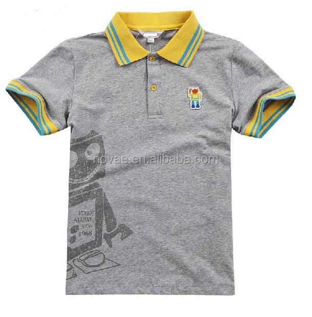 e9c9962399 Fashion Design Short Sleeve Boys Polo Shirt Top Quality New Boy T Shirts  Baby Shirts Kids Wholesale Clothing, View boys kids t shirts design, Novae  ...