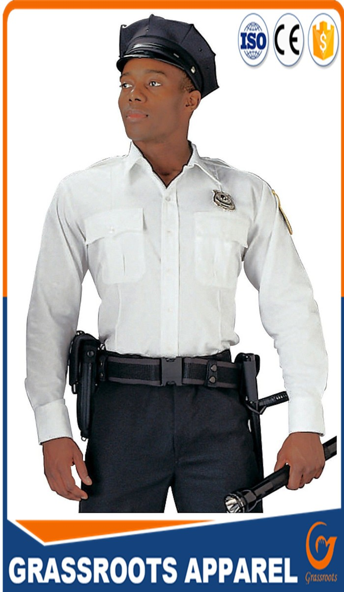 uniform / security and protection / workwear / SAFETY security guards 2018 Male Security Guard Uniform Military Clothing Factory