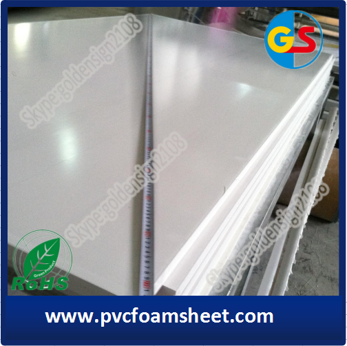 Factory Extruded Hard Rigid Pvc Foam Sheet with High Quality