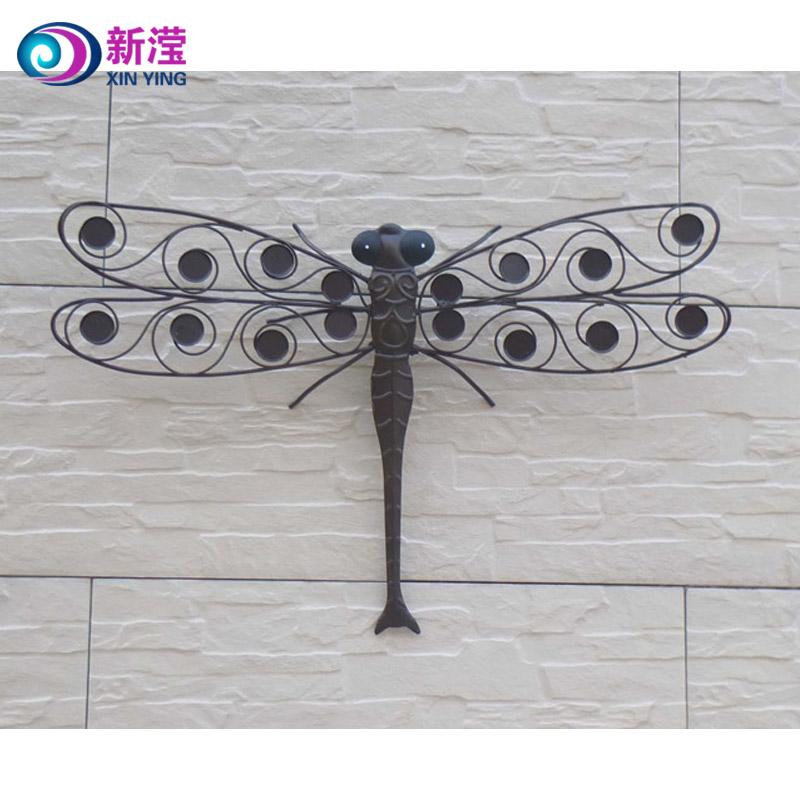 Metal Craft Designs Wall Decor Iron Wall Art Outdoor Hanging Garden