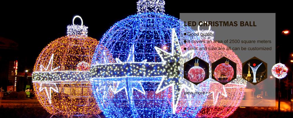 how do i set this - Christmas Sphere Lights