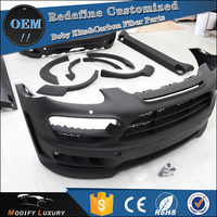 Modify Luxury PP HM Sport Body Kit for Porsche Cayenn e 958 2011-2014