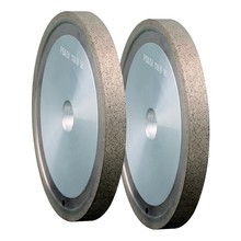 FoShan machine !! DuoLiDa flat edge wheel for shape machine diamond grinding wheel