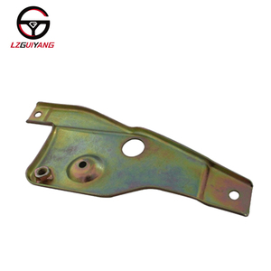 LZGUIYANG GY-FS-4311 Electroplate Stamping Welding Metal Auto Parts Rear Automobile Bumper Left Tray Bracket