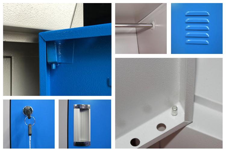 Staff Student Elementary High School Gym 6 Door Steel Open Lockers 2 Tier Buy Open Lockers Steel Open School Lockers 6 Door Steel Lockers Product On Alibaba Com